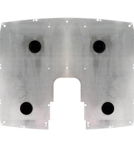 Металическая платформа для Ninebot E, E+ (10.01.1038.00)