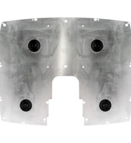 Металлическая платформа для Ninebot E, E+ (10.01.1038.00)