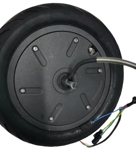 Мотор-колесо для KickScooter MAX 350 Вт  копия SS-max008