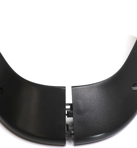 Бампер передний в сборе Ninebot max/G30 копия