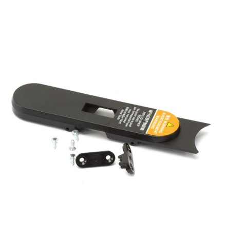 Пластиковая панель складываемого механизма (14.01.0023.00) для KickScooter ES2