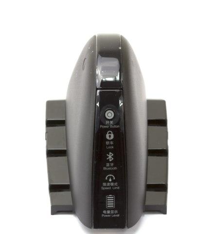 Пластиковый корпус (башня) в сборе, черный (10.01.3031.01) для Ninebot Mini Pro