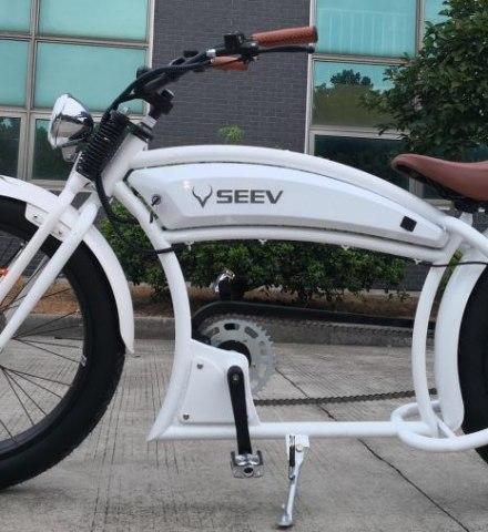 Электровелосипед SEEV CHOPPER