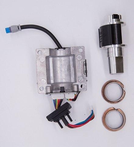 Вал рулевого управления в сборе для Ninebot MiniPLUS (10.02.7013.00)