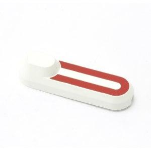 Декоративная заглушка передняя, белая Запчасти / / Декоративная заглушка передняя, белая