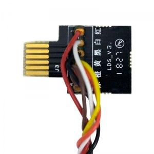 Плата переходная лазерного дальномера LDS-B V3 для Roborock Sweep One