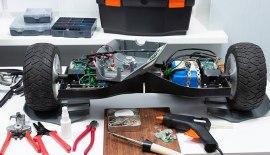 Как работает гироскутер: конструкция и принцип работы